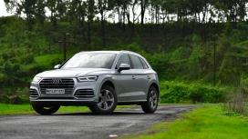 Audi Q5 2018 45 TFSI Exterior