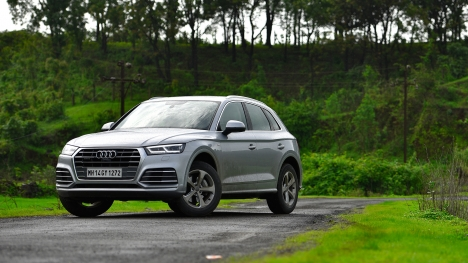 Audi Q5 2018 Technology 35 TDI