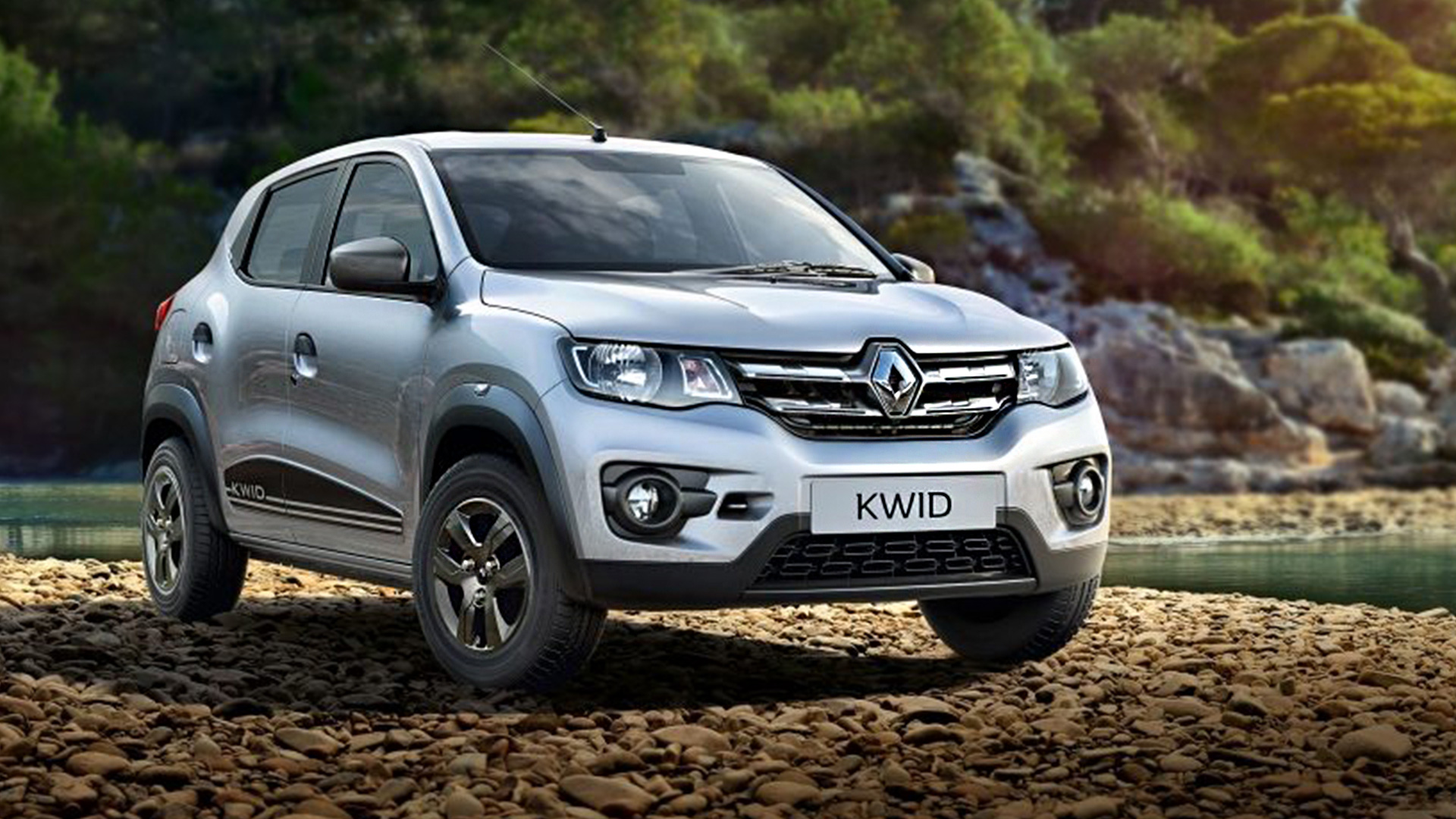 Renault Kwid 2018 Price Mileage Reviews Specification Gallery