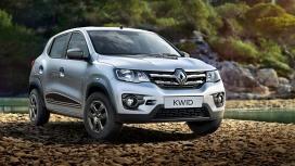 Renault Kwid 2018 STD  Exterior