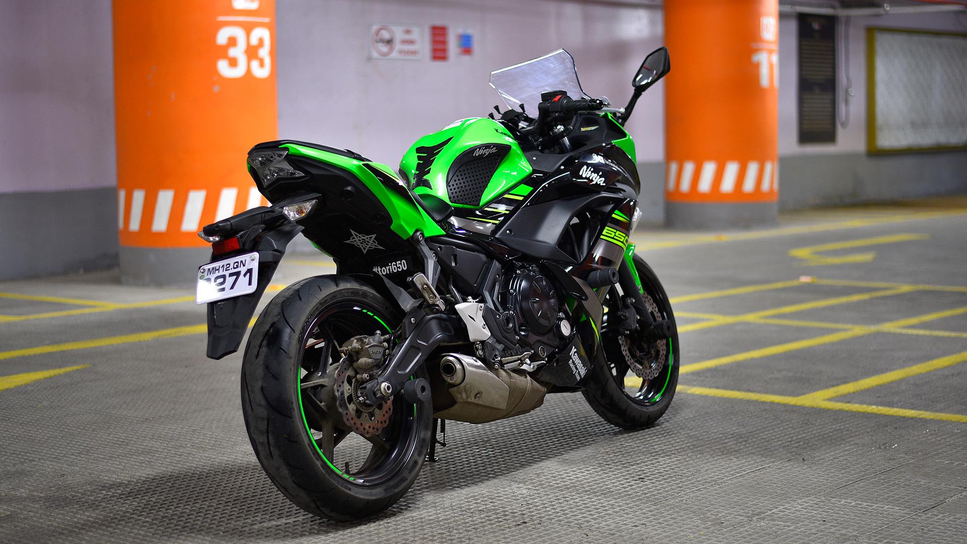 Kawasaki Ninja 650 2018 - Price, Mileage, Reviews ...