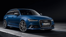 Audi RS 6 Avant 2018 Performance Exterior