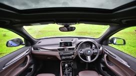 BMW X1 2018 XDrive 20d M Sport Interior