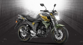 Yamaha FZS 2018 Rear Disc Version 2.0