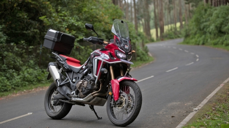 Honda CRF1000L Africa Twin 2018 STD