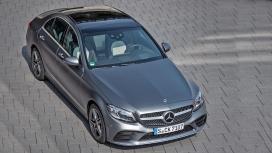 Mercedes-Benz C-Class 2018 C300d