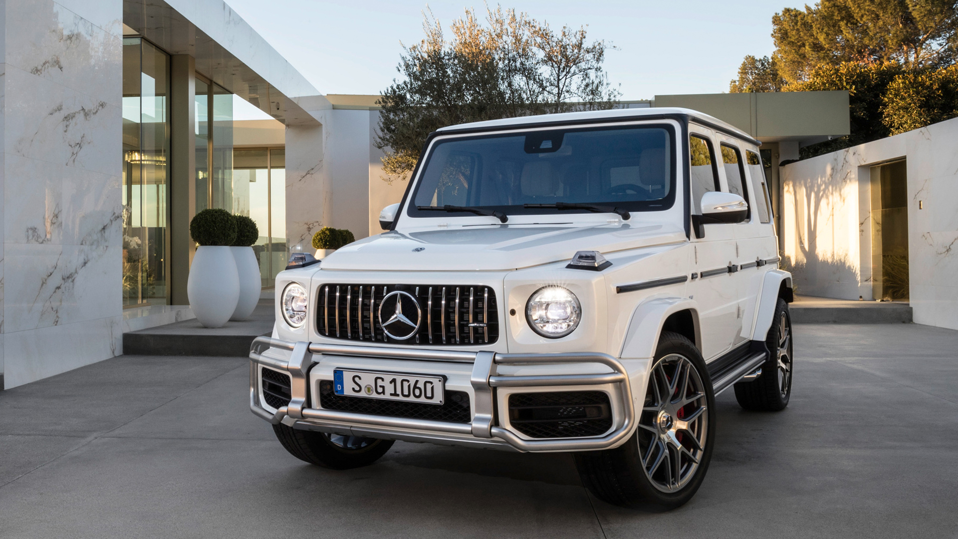 Mercedes Benz G Class 2019 Price Mileage Reviews Specification
