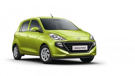 Hyundai Santro 2018 Sportz AMT