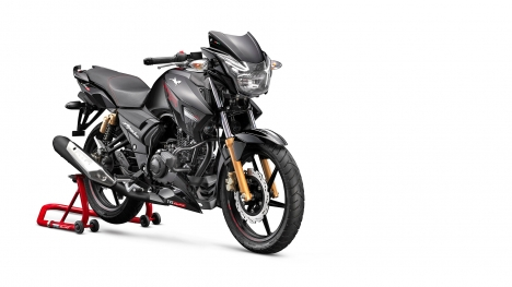 TVS Apache RTR 180 2019 ABS