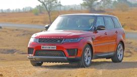 Land Rover Range Rover Sport 2019 3.0 l SDV6 SE