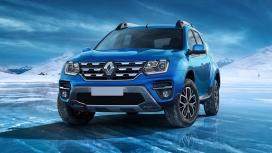 Renault Duster 2019 RxE Petrol