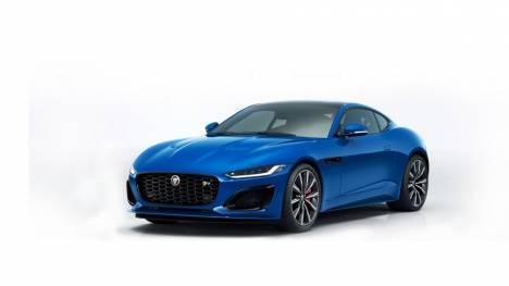 Jaguar F-Type 2020 Coupe