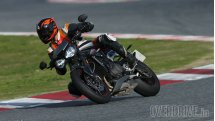2017 Triumph Street Triple RS first ride review