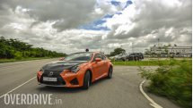 Exclusive: Lexus RC F first drive review