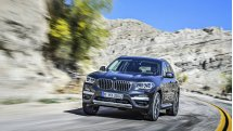 2018 BMW X3 first drive review