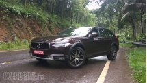 2017 Volvo V90 Cross Country D5 first drive review (India)