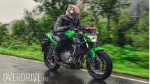 2017 Kawasaki Z650 road test review