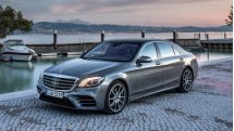 India-bound 2018 Mercedes-Benz S-Class first drive review