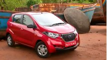 Datsun redi-Go 1.0l - First Drive Review
