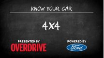 OD & Ford presents: Know Your Car - How to use 4x4