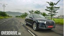 2017 Audi Q7 40TFSI road test review