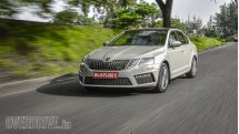 2017 Skoda Octavia RS 230 road test review