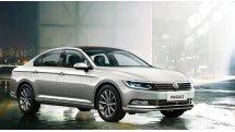 2017 Volkswagen Passat launched in India