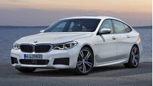 2018 BMW 6 Series GT arrives in India next year - First drive review