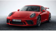 2018 Porsche 911 GT3 launched in India