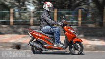 Honda Grazia first ride review