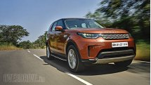 New-gen Land Rover Discovery review