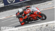 2017 TVS Apache RR 310 first ride review