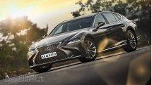Lexus LS500h road test review