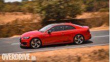 2018 Audi RS5 coupe first drive review