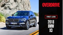 2018 BMW X3 | First Look