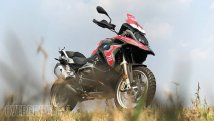 BMW R 1200 GS Pro first ride review