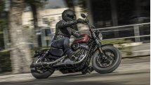 2018 Harley-Davidson Forty-Eight Special first ride review