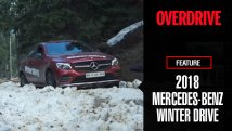 Special feature - 2018 Mercedes-Benz Winter Drive
