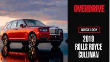 2019 Rolls Royce Cullinan | Quick Look