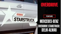 Mercedes-Benz OVERDRIVE Starstruck: Delhi-Alwar