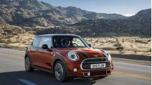 2018 Mini Cooper S first drive review