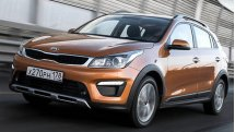 2018 Kia Rio X-line first drive review