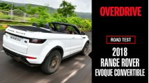 Range Rover Evoque Convertible | Road Test