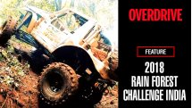 2018 Rain Forest Challenge India