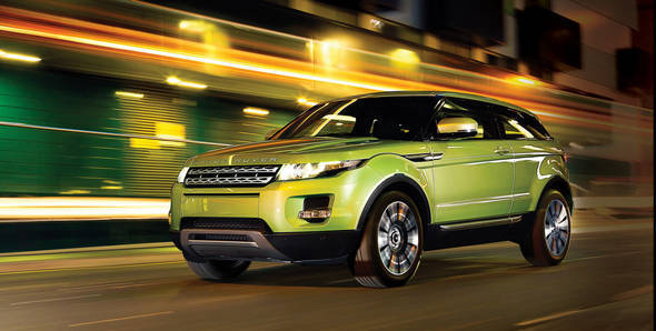 Evoque-lution of a species!
