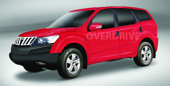 XUV500 is Mahindra's new SUV