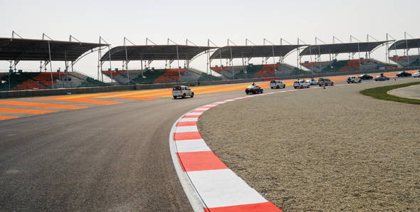 Buddh International Circuit unveiled