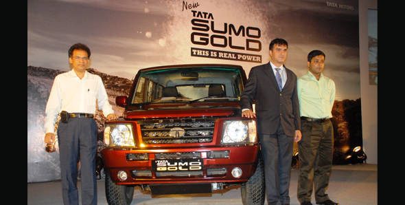 Tata Motors launch Sumo Gold