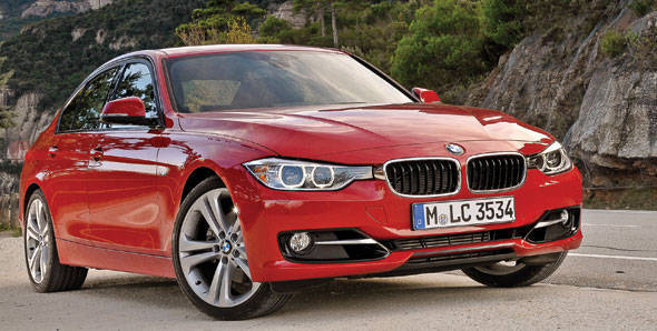 2012 BMW 3 Series first drive
