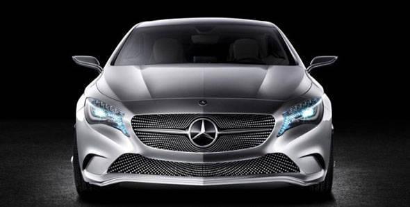 Mercedes to showcase A-Class concept at 2012 Auto Expo